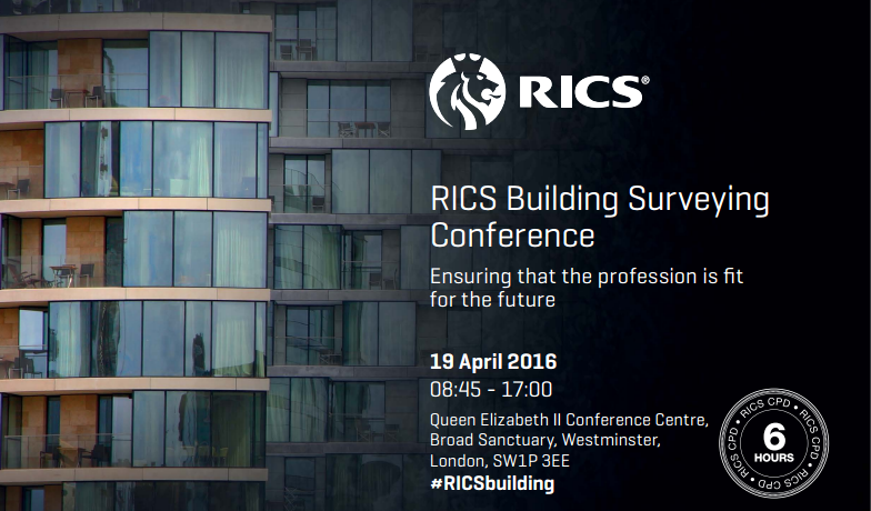 Ground breaking functionality on show at RICS Building Surveying Conference