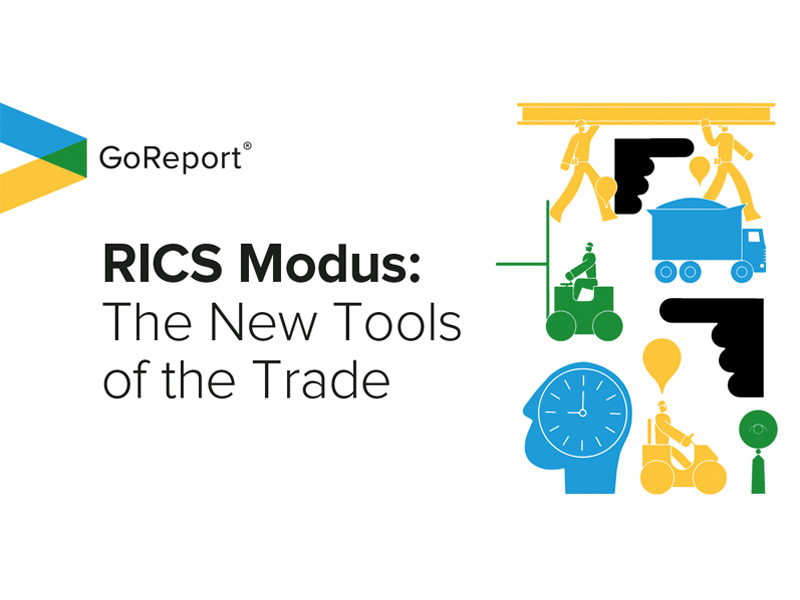 RICS Modus: The new tools of the trade